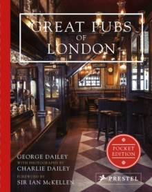 Great Pubs of London: Pocket Edition, Hardback Book
