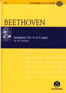 Symphony No. 6 in F Major  / F-Dur Op. 68 'Pastorale', Mixed media product Book