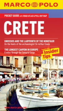 Crete Marco Polo Pocket Guide, Mixed media product Book