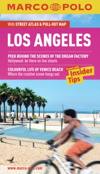 Los Angeles Marco Polo Pocket Guide, Paperback Book