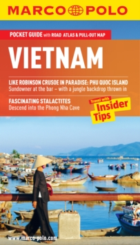 Vietnam Marco Polo Pocket Guide, Mixed media product Book