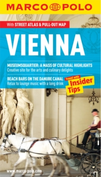 Vienna Marco Polo Pocket Guide, Mixed media product Book