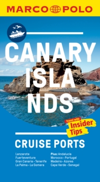 Canary Islands Cruise Ports Marco Polo Pocket Guide - with pull out maps, Paperback / softback Book