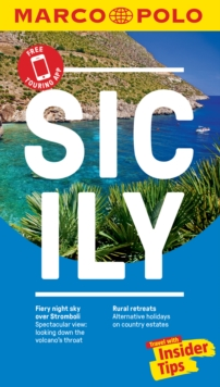 Sicily Marco Polo Pocket Travel Guide - with pull out map, Paperback / softback Book