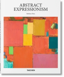 Abstract Expressionism, Hardback Book