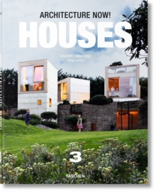 Architecture Now! Houses : v. 3, Hardback Book