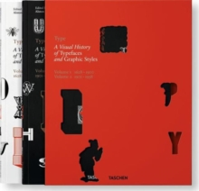 Type. A Visual History of Typefaces & Graphic Styles, Paperback Book