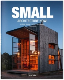 Small Architecture Now!, Hardback Book