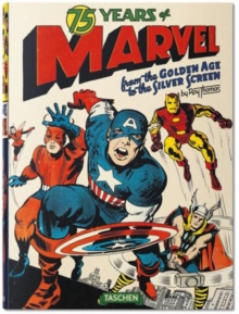 75 Years of Marvel Comics, Hardback Book