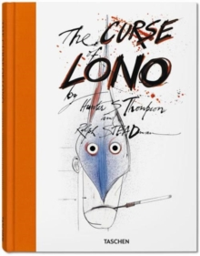 The Curse of Lono, Hardback Book