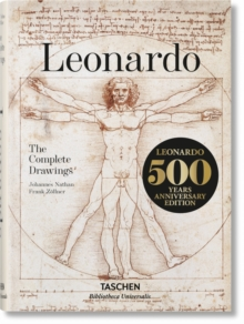 Leonardo da Vinci. The Graphic Work, Hardback Book