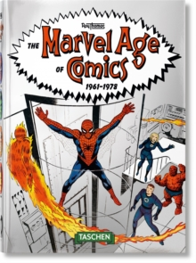 The Marvel Age of Comics 1961-1978 - 40th Anniversary Edition, Hardback Book
