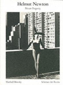 Helmut Newton: Private Property, Paperback Book