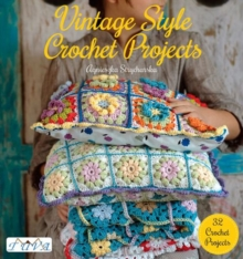 Vintage Style Crochet Projects, Paperback Book