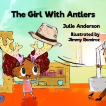 The Girl With Antlers, Paperback / softback Book