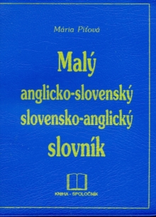 Small English-Slovak and Slovak-English Dictionary, Paperback Book