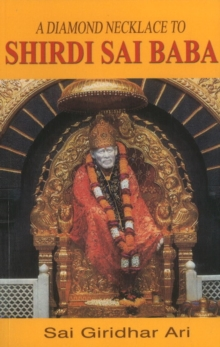 Diamond Necklace to Shirdi Sai Baba, Paperback / softback Book