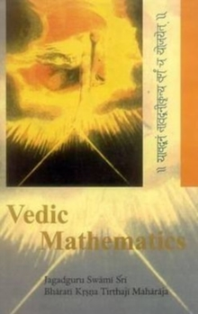 Vedic Mathematics, Paperback Book