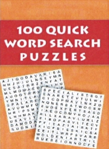 100 Quick Word Search Puzzles