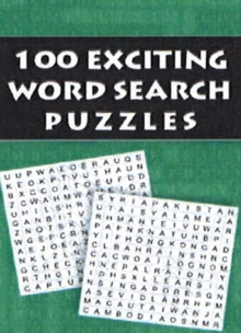 100 Exciting Word Search Puzzles, Paperback / softback Book