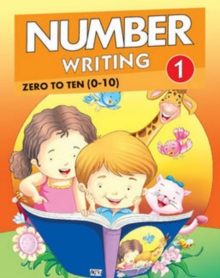 Number Writing 1 : Zero to Ten (0 to 10), Paperback / softback Book