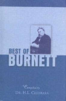 The Best of Burnett : Materia Medica, Therapeutics and Case Reports, Paperback Book