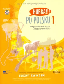 Hurra!!! Po Polsku : Student's Workbook Volume 1, Mixed media product Book