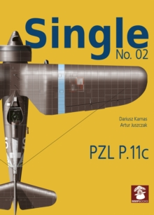 Single No. 02: PZL P.11c, Paperback / softback Book