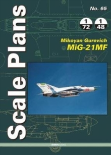 Scale Plan 65: MiG-21MF