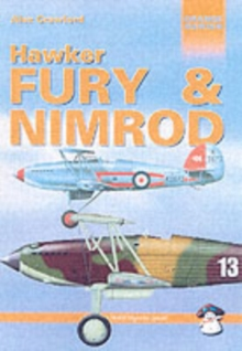 Hawker Fury and Nimrod, Paperback Book
