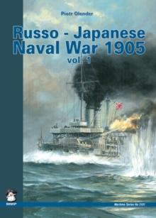 Russo-Japanese Naval War, 1905, Paperback Book