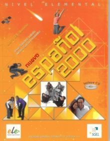 Nuevo Espanol 2000 Elemental Student Book + CD, Mixed media product Book