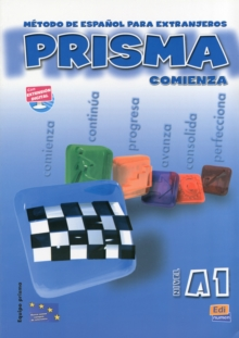 Prisma A1 Comienza : Student Book + CD, Mixed media product Book
