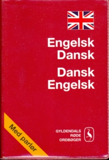 English-Danish and Danish-English Dictionary, Paperback Book