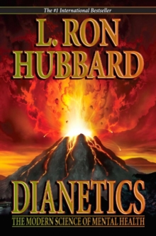 Dianetics: The Modern Science of Mental Health, Paperback Book