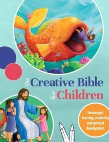 The Creative Bible for Children, Hardback Book