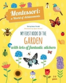 My First Book of the Garden: Montessori a World of Achievements, Paperback Book