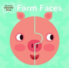 Farm Faces: My First Jigsaw Book, Board book Book