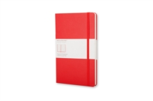 Moleskine Pocket Squared Notebook Red, Notebook / blank book Book
