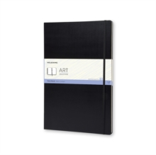 Moleskine Folio Sketch Book A3, Notebook / blank book Book