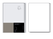 Folio Moleskine Printable Paper : Pack of 50 Sheets of Paper, General merchandise Book