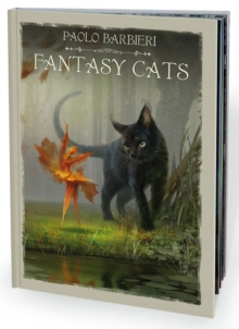 Fantasy Cats, Hardback Book