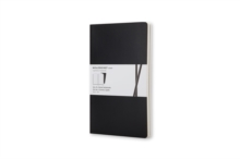 Moleskine Volant Extra Small Ruled Black 2-set, Multiple copy pack Book