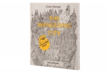 The Wandering City Colouring Book, Notebook / blank book Book