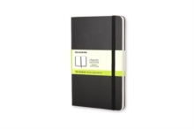 Moleskine Pocket Plain Notebook, Notebook / blank book Book