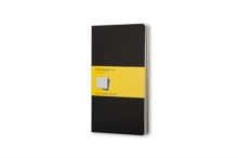 Moleskine Squared Cahier L - Kraft Cover, Multiple copy pack Book
