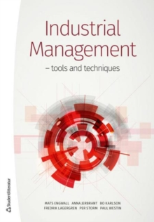 Industrial Management : Tools & Techniques, Paperback / softback Book