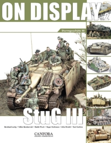 On Display : Sturmgeschutz III Vol. 2, Paperback Book