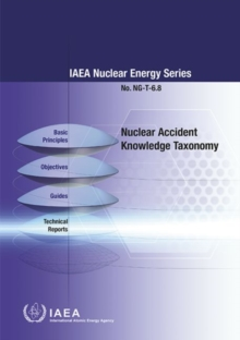Nuclear Accident Knowledge Taxonomy, Paperback / softback Book