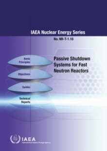 Passive Shutdown Systems for Fast Neutron Reactors, Paperback / softback Book